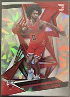 2019-20 Panini Revolution Chinese New Year Coby White RC Rookie #106