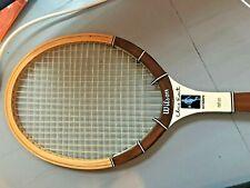 Wilson Chris Evert Autograph Tennis Racquet 4 1/2 Light