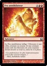 MTG Magic RTR - (x4) Annihilating Fire/Feu annihilateur, French/VF