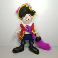 Official Captain Feathersword The Wiggles 34cm Soft Plush Toy