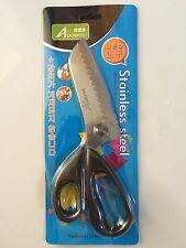 """Multi Purpose 3 in 1 Heavy Duty S/Steel Chicken Kitchen Scissors Knife 9.25"""""""