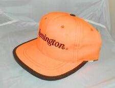 Brand New Remington Headwear Men's Adjustable Blaze Orange Color Hunting Hat