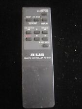 AIWA RC-S104 Remote Control Controller Monitor Source Tape JAPAN OEM free ship