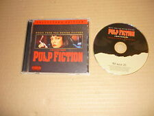 *BOF PULP FICTION CD EU COLLECTOR'S EDITION QUENTIN TARANTINO