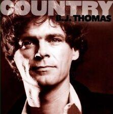 B.J. THOMAS - COUNTRY: B.J. THOMAS NEW CD SEALED