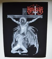 MARDUK - Christ Raping Black Metal - Backpatch - 30 cm x 36,3 cm - 164640