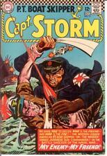 CAPTAIN STORM (1964-1967) 15 VF Oct. 1966 COMICS BOOK