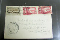 Lebanon Early 5 Pc Cover Lot Very Scarce