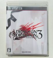 Good condition Drakengard 3 for PS3 Free shipping From Japan Japanese game