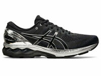 Asics Men Shoes Running Training Athletics Sports Gym GEL-KAYANO 27 Platinum New