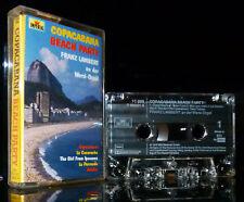 COPACABANA Beach Party Franz Lambert Wersi Orgel 12 Hits EMI tape Kassette MC