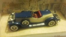 MATCHBOX: STUTZ BEARCAT Speeder 1931  - 1/43 + Boite Diorama
