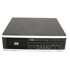 PC COMPUTER PICCOLO MINI USATO GARANTITO HP 8200 QUAD CORE i5 4GB 250GB WIN 7