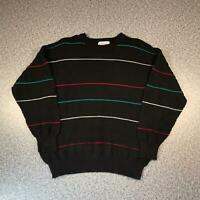Vintage 90s THE TITLEIST Cosby Style Mens Sweater Large | 3D Knit Jumper