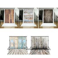 3*5ft Photo Backdrops Vinyl Wooden Floor Muslin Background For Newborn Kid Decor