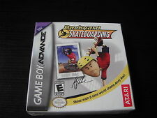 Mint in Box Nintendo Game Boy Advance Backyard Skateboarding
