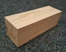 "Butternut Wood Carving Block 4"" x 4"" x 12"""