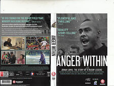 Anger Within-Jonah Lomu:The Story of A Rugby Legend-2013-Biography L-DVD