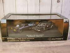 Autoart Mad Max 2 The Road Warrior Interceptor Enemy Movie 1:43 Diecast Car