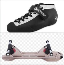 roller derby pack Skate Size 40 bont+ aerius Second Hand Very Good Condition