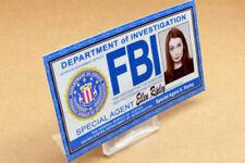 Supernatural prop costume cosplay - Charlie FBI ID Card