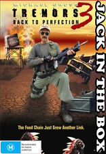 Tremors 3 DVD NEW, FREE POSTAGE WITHIN AUSTRALIA REGION ALL