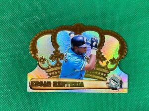 1998 Crown Royale #60 Edgar Renteria Florida Marlins