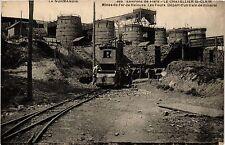 CPA   Environs de Flers - Le Chatellier St-Clair-Mines de Fer de Halouze(435819)