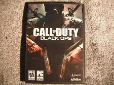 Call of Duty: Black Ops  (PC) U.S retail COD 7 (Used)