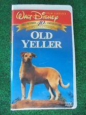 Old Yeller (VHS, 1997) 40TH ANNIVERSARY