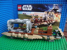 Lego Star Clone Wars THE BATTLE OF NABOO 7929 *Droid Ship Only*with Instructions