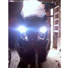 2 AMPOULE LED VEILLEUSE W5W T10 BLANC XENON GILERA STALKER RUNNER GP800 NEXUS