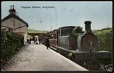 Cloghan Railway Station, Ballybofey by Milton Renowned