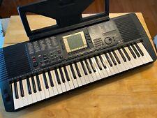 Yamaha Portatone PSR -530 Keyboard W/ AC Adapter