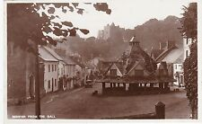 View From The Ball, DUNSTER, Somerset RP
