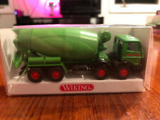Wiking 681 01 26 Cement Truck 1:87 H0 New