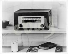 """Columbia Am/Fm Tuner 8"""" x 10"""" glossy photo early 1950's vintage hi-fi"""