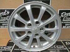 "2012 Mitsubishi Lancer 16"" Silver Alum Alloy Rim Wheel W/Center Cap 69565"