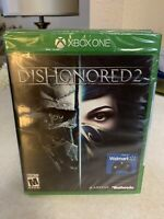 Dishonored 2 Standard Edition: Xbox One [Brand New] *SHIPS FAST*🚚💨