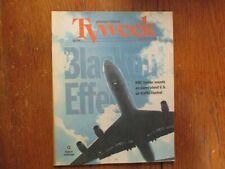 Jan 4-1998 Chicago Tribune TV Week Magaz(BLACKOUT EFFECT/ERIC STOLTZ/BILL BORDEN