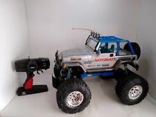 Vintage RC Jeep Rubicon Rock crawler,with Remote