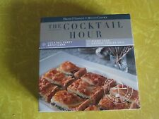 The Cocktail Hour MusicCooks: Recipe Cards CD Cocktail Party Appetizer tailgate