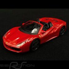 Ferrari 488 Spider 2015 Rouge 1/43 Bburago 18-36100