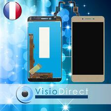 Ecran complet pour Lenovo K5 or vitre tactile + ecran LCD