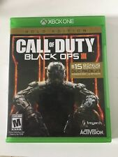 Call of Duty: Black Ops III - Gold Edition (Microsoft Xbox One, 2016)
