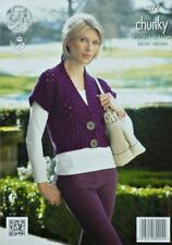 Hobbies & Crafts Chunky Sweaters Patterns