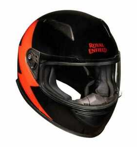 Fit For - Royal Enfield Street Prime Bolt Helmet - Red And Black