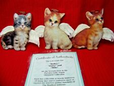 Bradford Editions - Purr-fect Little Angels Ornament - Edition Number 7 - 68497