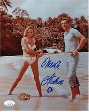 Ursula Andress Actress James Bond Signed 8x10 Photo - JSA COA
