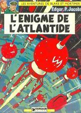 L'énigme de l'Atlantide Blake et Mortimer Jacobs 1977